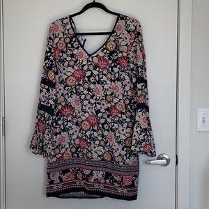 Women's floral dress  by Xhilaration.